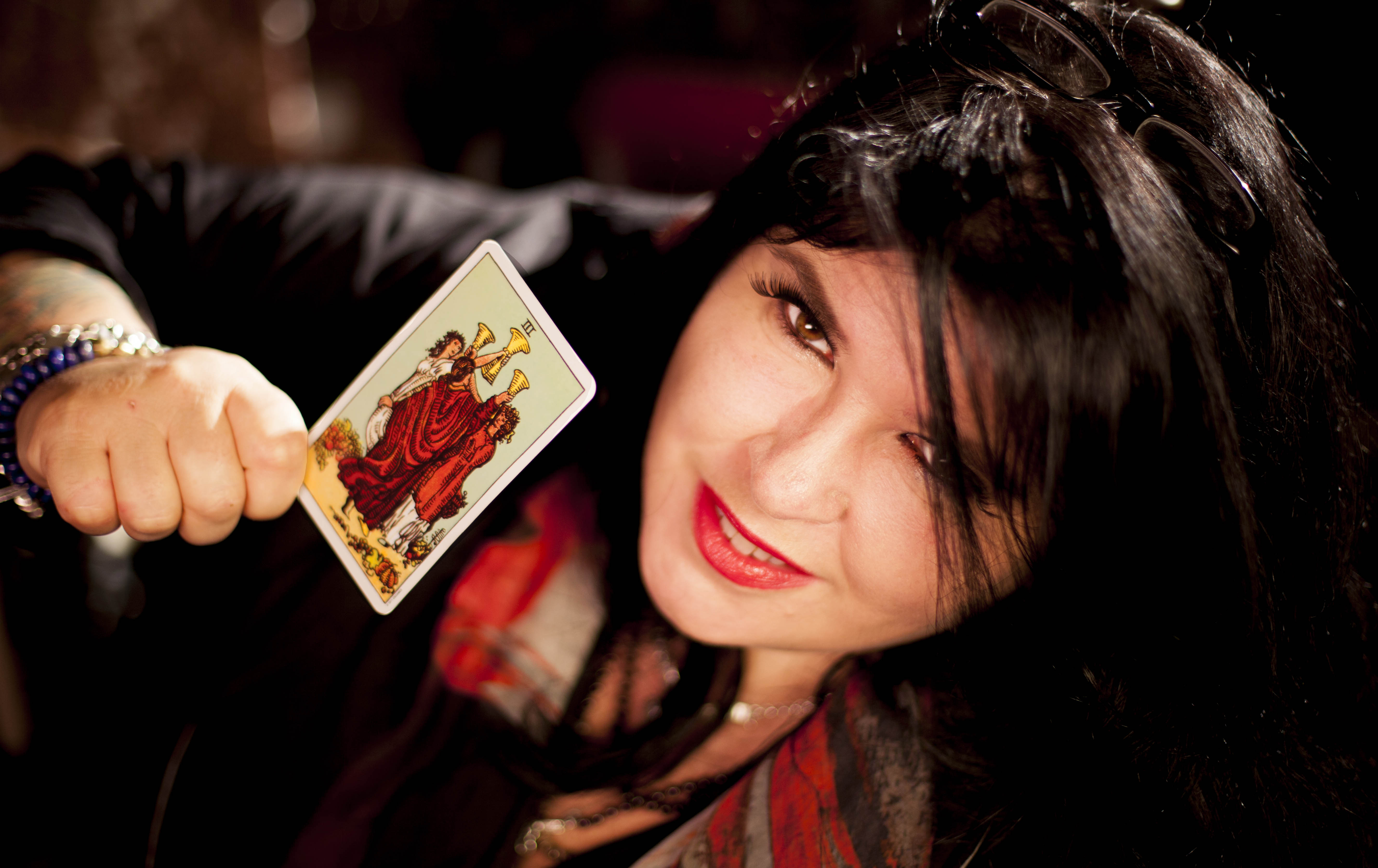 Interactive Free Tarot - Immediate future reading - Michele