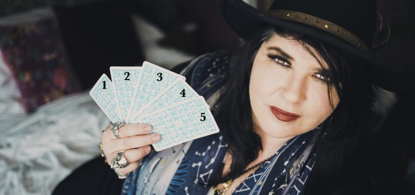 Michele Knight - 73/141 - Astrologer, psychic, broadcaster, writer
