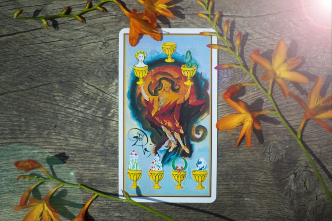 7 cups tarot card meaning