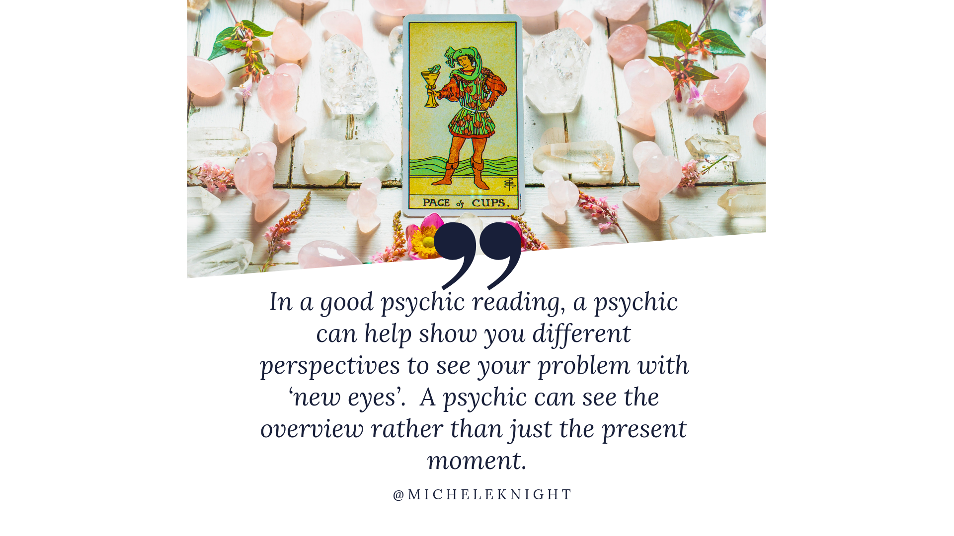 Think Like A Psychic - How To See Your Problems Differently
