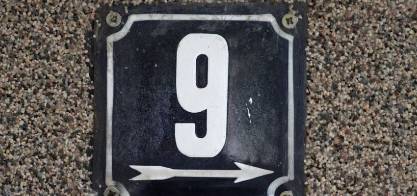 day number 9 numerology
