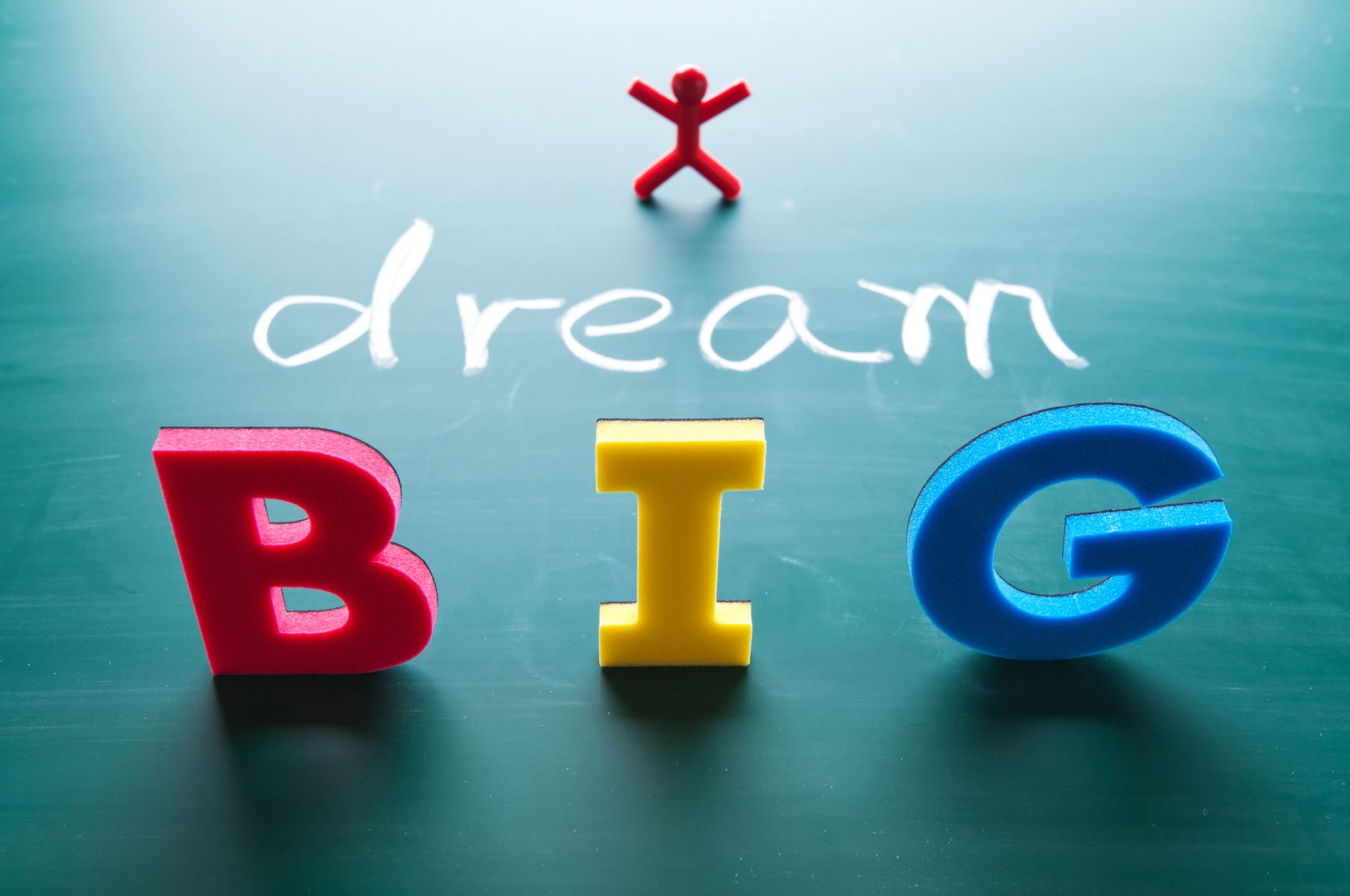 don t just dream dare to dream big michele knight