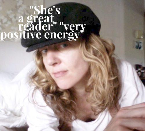 Psychic astrologer Karen