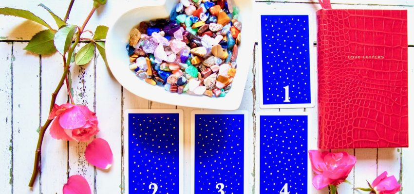 Your Free Psychic Love Tarot Reading - Pick A Card - Message of Love