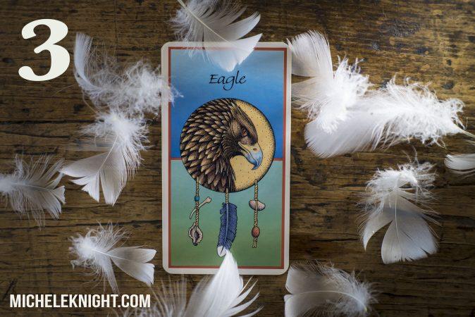 eagle medicine card