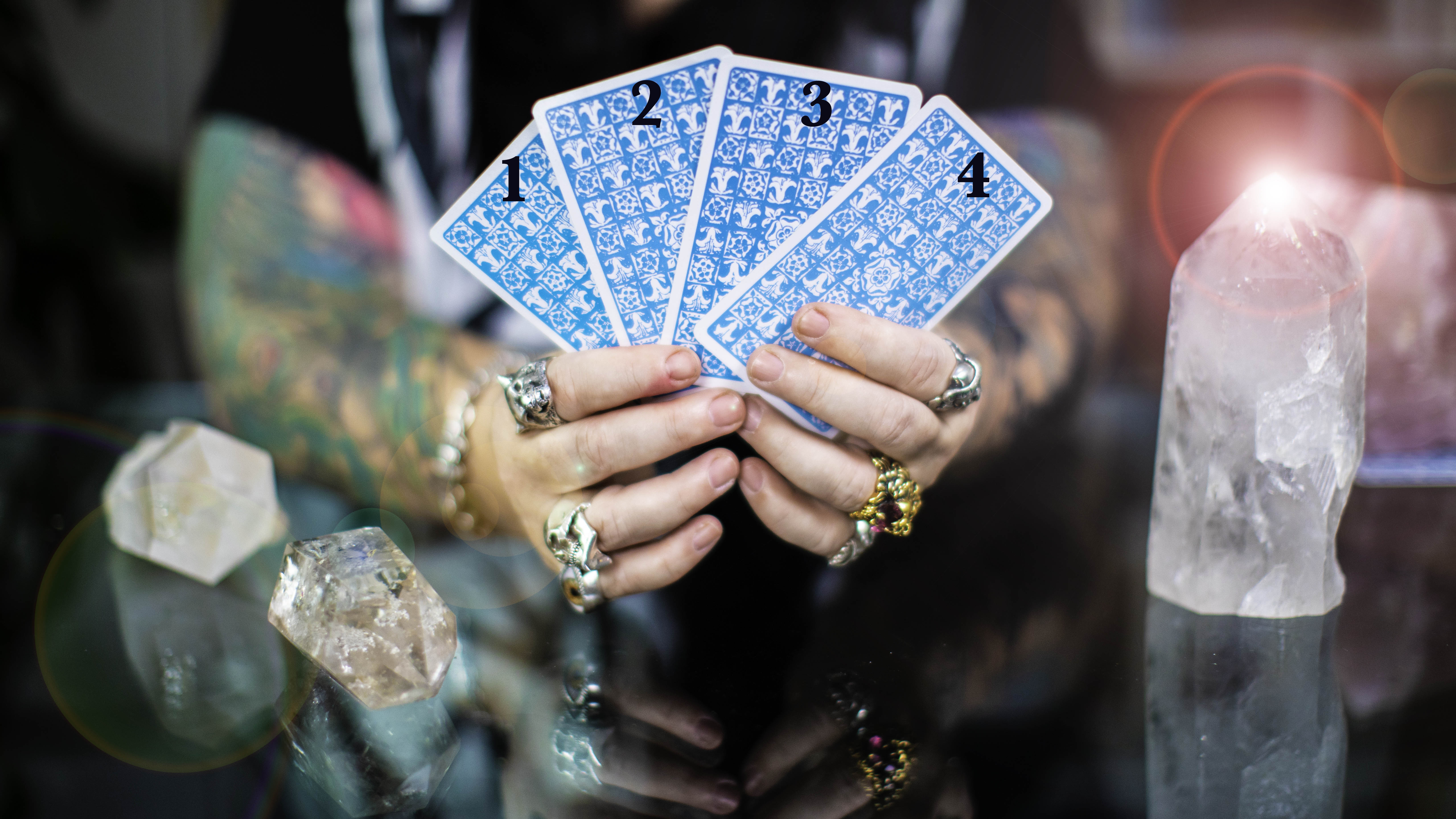 Your Free Love Tarot Reading - Pick A Card - Michele Knight