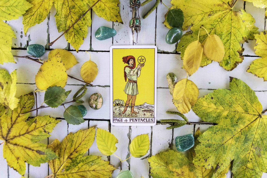Your Free Tarot Reading - Cracking the week ahead! - Michele