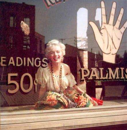 palmistry marilyn