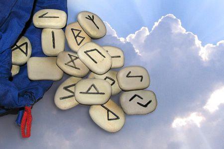 past present future runes