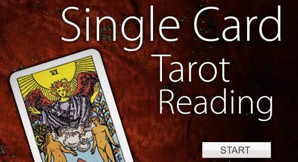 Single tarot kostenlos