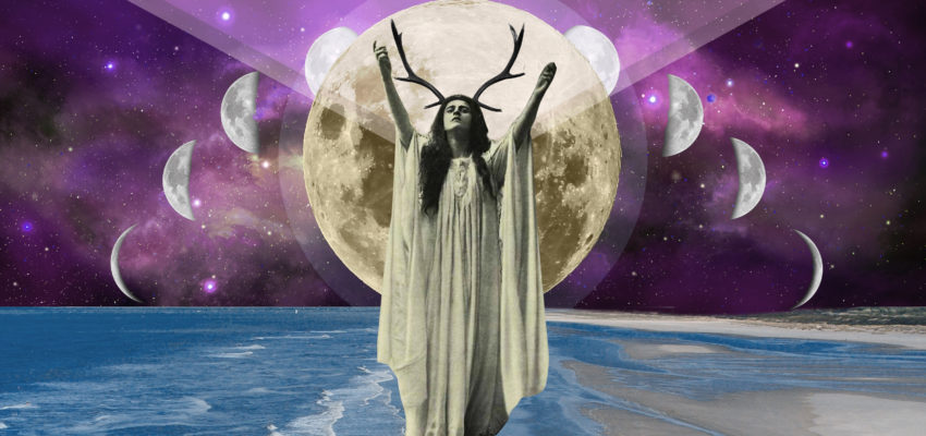 the moon in astrology