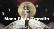 moon Pluto transits