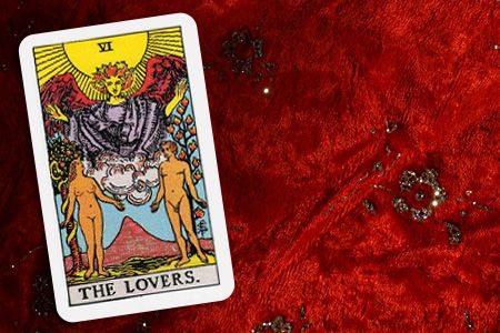 single tarot