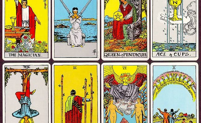 What kind of Tarot deck suits you? - Michele Knight
