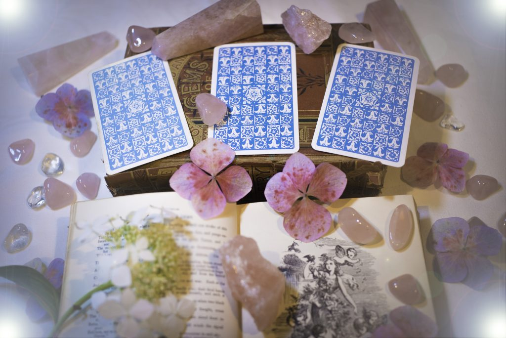 is there a message of love behind one of these three tarot cards allow your intuition to choose the right card for you - Love Card Reading