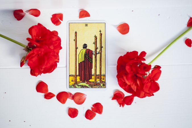 Tarot meaning 3 of wands