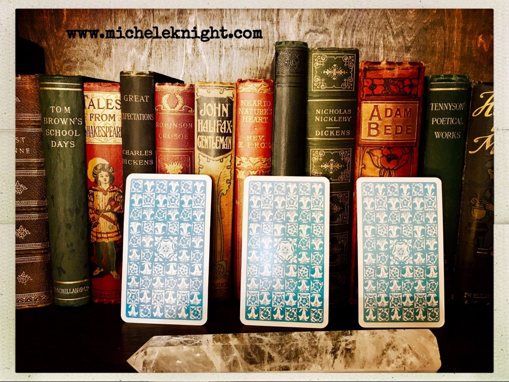 Free Tarot Card Reading - Message for the day - Michele Knight