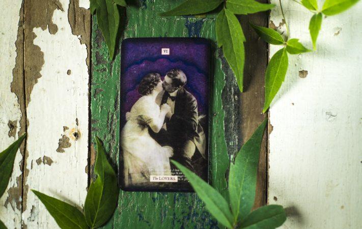 the lovers tarot card free love reading