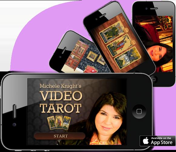 iphone video tarot app