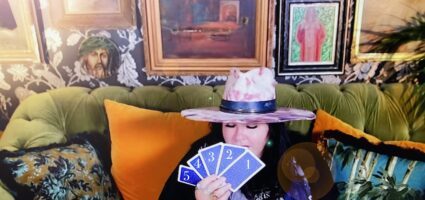 interactive tarot pick a card